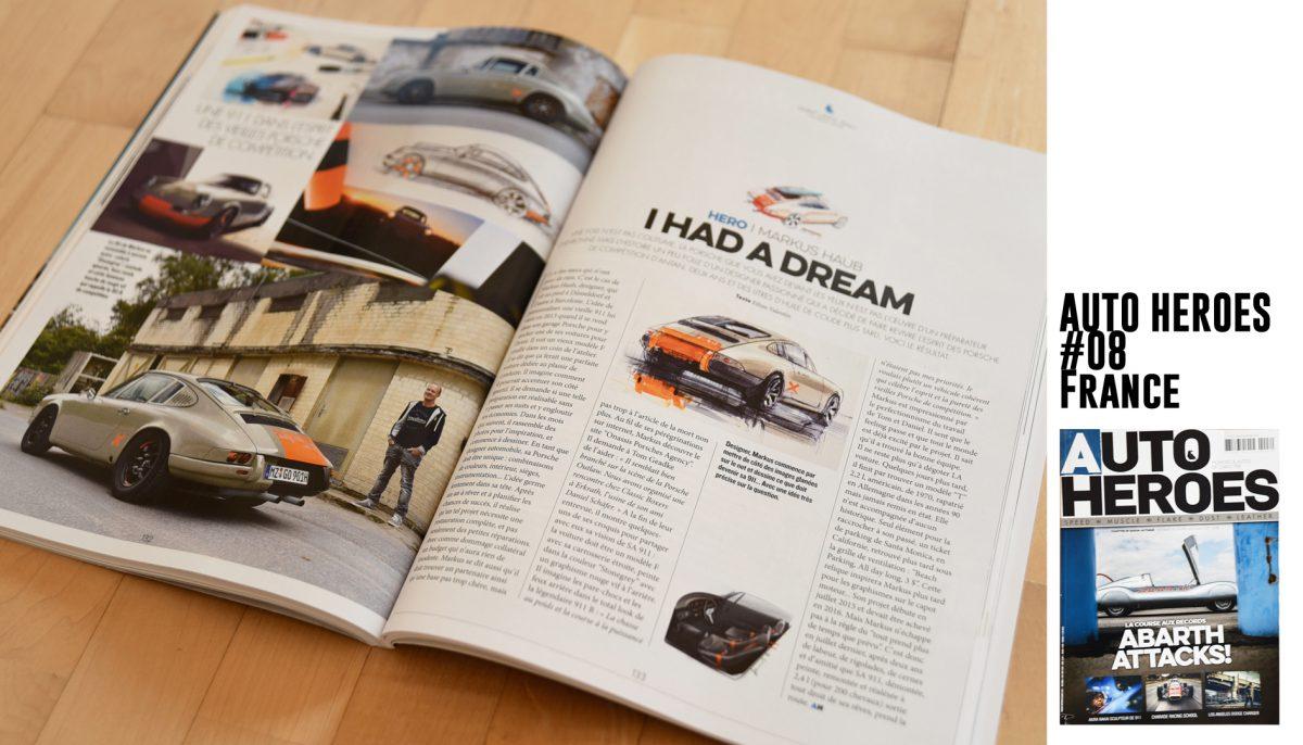 Artikel Auto Heroes #8, France