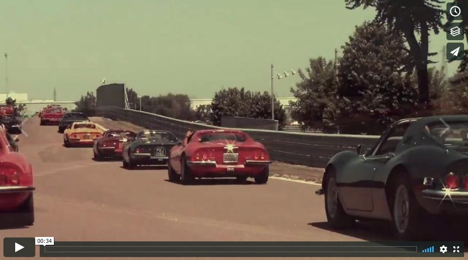 Coming soon…Video : 50 years of Ferrari Dino Celebration in Maranello