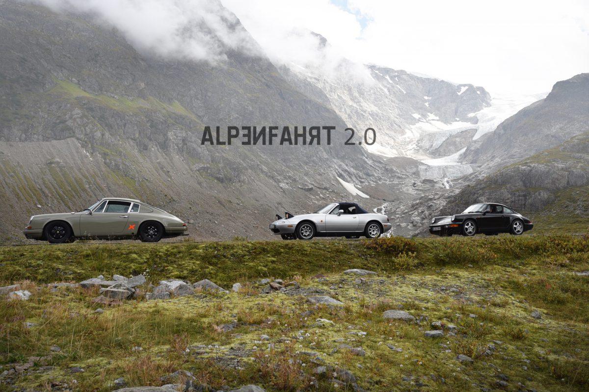 Alpenfahrt 2.0
