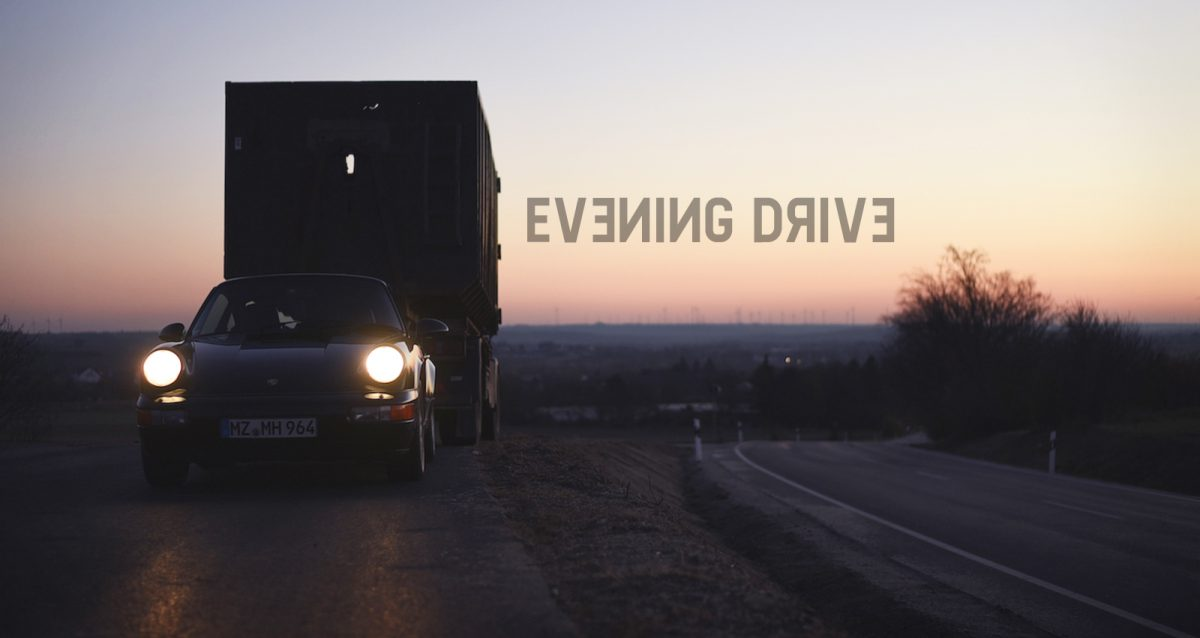 Evening Drive 964 Carrera 4