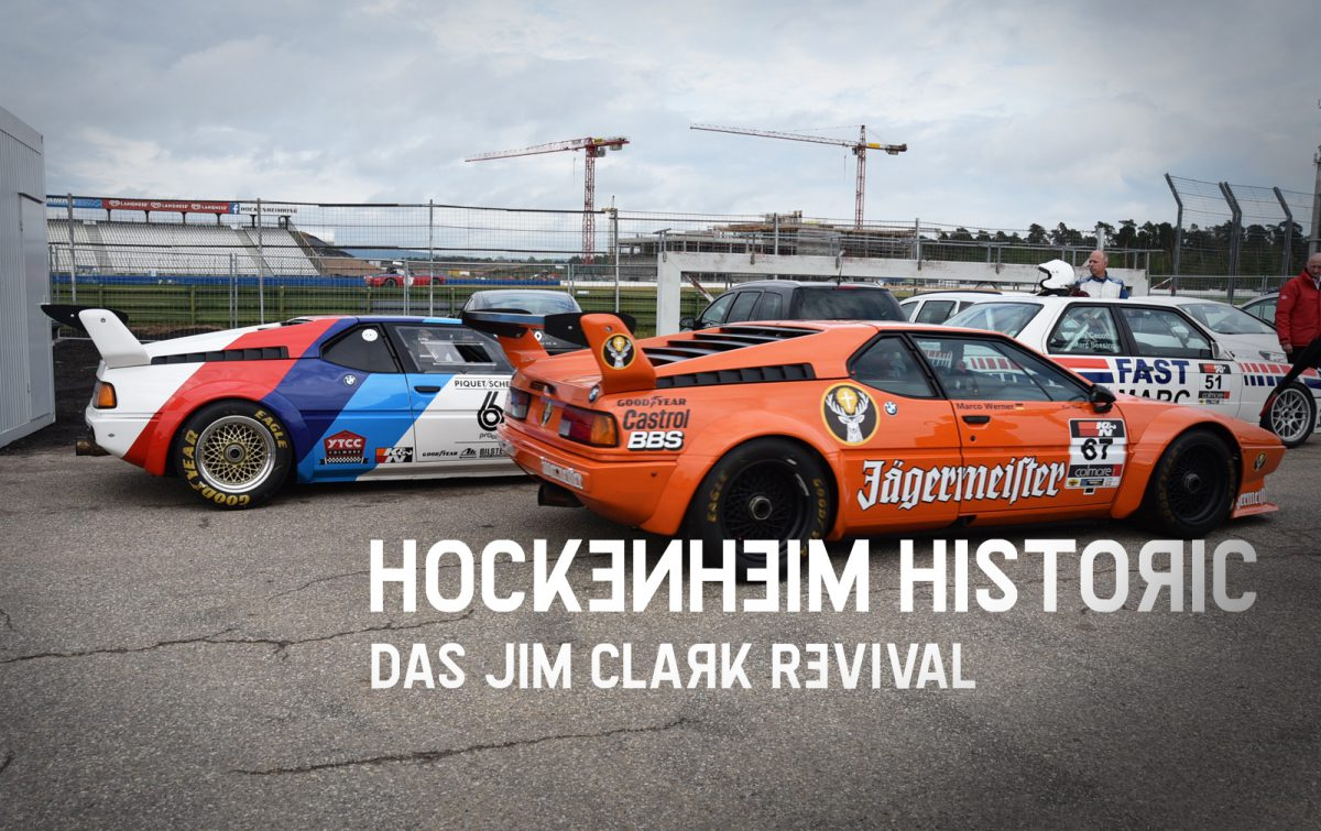 Hockenheim Historic__ Das Jim Clark Revival