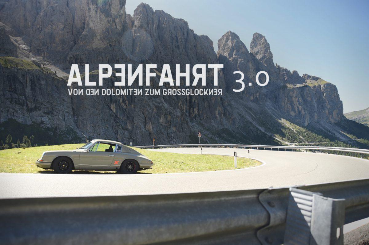 Alpenfahrt 3.0__Dolomiten & Grossglockner