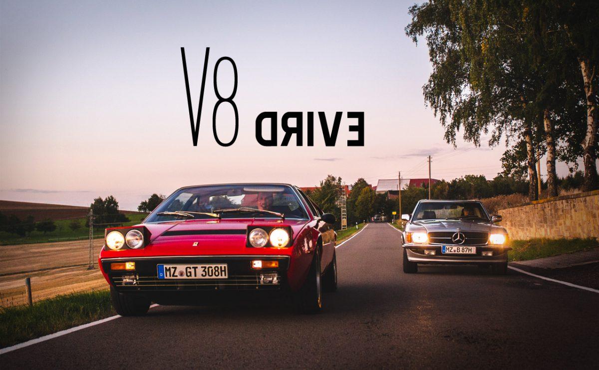 V8 Ausfahrt___GT4, R107 und ein Fury