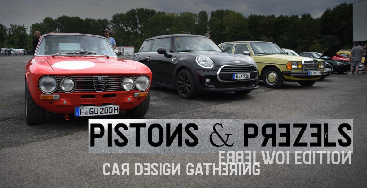 Pistons & Prezels  Ebbelwoi Edition_ Designer Gathering