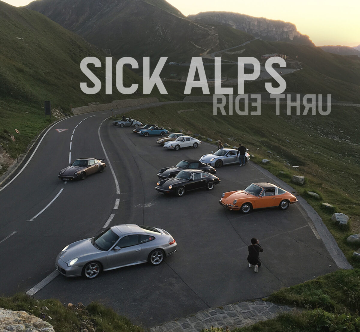 SICK ALPS RIDE THRU 2020
