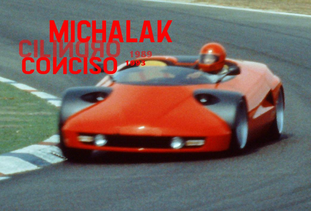 Rückspiegel: Michalak Cilindro 1989 & Conciso 1993