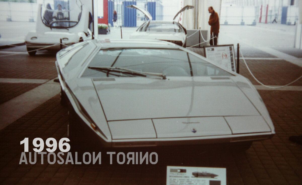 Turiner Autosalon 1996