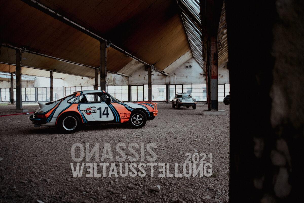 Onassis Weltausstellung 2021__ Porschetreffen Krefeld